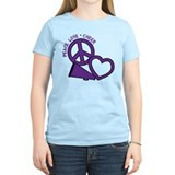 Peace, Love & Cheer T-Shirt
