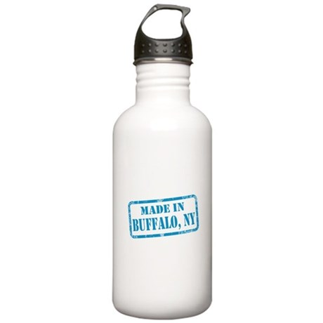 MADE IN BUFFALO Stainless Water Bottle 1.0L