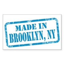 MADE IN BROOKLYN Decal