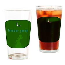 Pan: Greens Drinking Glass