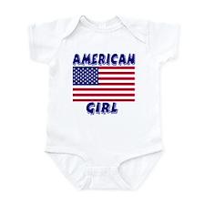 American Girl Infant Creeper