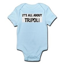 All about Tripoli Infant Creeper