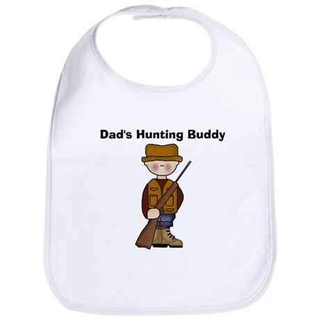 Dad's Hunting Buddy Bib