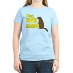 Lebowski: Nice Marmot! Women's Light T-Shirt