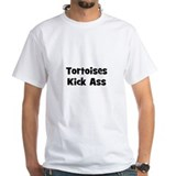 Tortoises Kick Ass Shirt