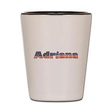 American Adriana Shot Glass