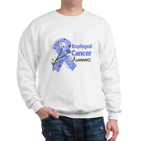 Esophageal Cancer Awareness Sweatshirt