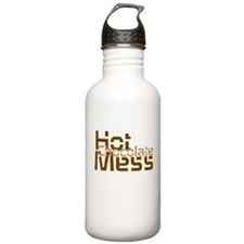Hot Chocolate Mess Sports Water Bottle