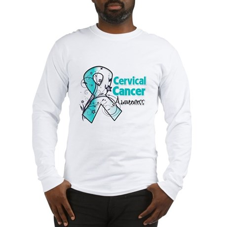 Cervical Cancer Awareness Long Sleeve T-Shirt