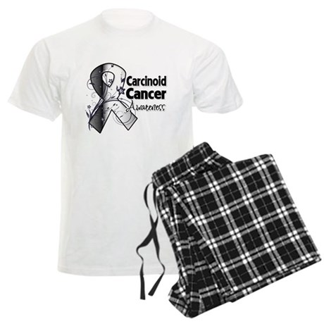 Carcinoid Cancer Awareness Men's Light Pajamas