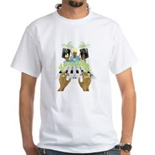 King Tubby White Tee
