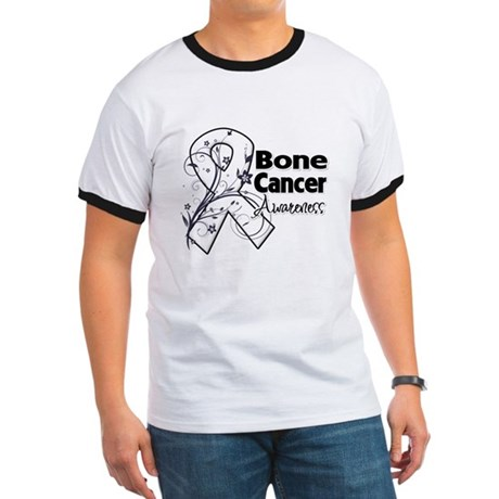 Bone Cancer Awareness Ringer T