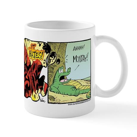 Monday 1 Mug