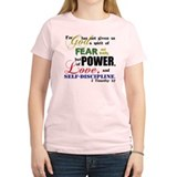 Power, Love, Self-discipline T-Shirt