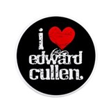 "Edward Cullen Breaking Dawn 3.5"" Button (100 pack)"
