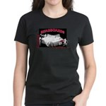 Breaking Headboards 1 Women's Dark T-Shirt