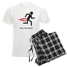 Burn pajamas
