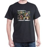 Bully Smiles! Black T-Shirt