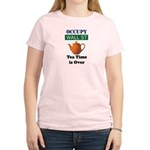 Tea Time is over Women's Light T-Shirt
