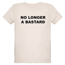No Longer A Bastard Design T-Shirt