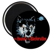 Hound of the Baskervilles Magnet