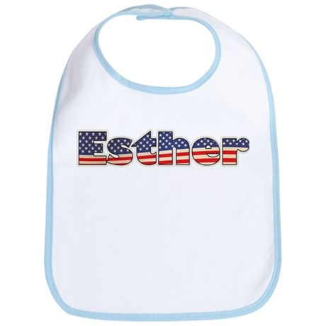 American Esther Bib