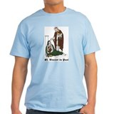 St. Vincent de Paul Ash Grey T-Shirt