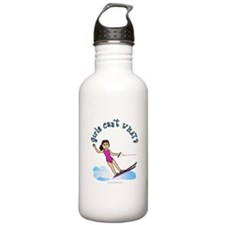 Light Water Skiing Water Bottle