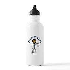 Dark Optometrist Water Bottle