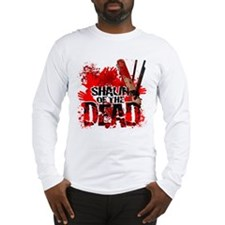 Shaun of the Dead Movie Long Sleeve T-Shirt