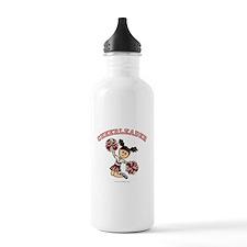 Cheerleader Water Bottle