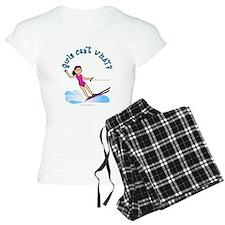 Light Water Skiing Pajamas