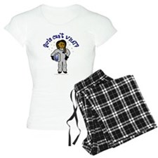 Dark Astronaut Pajamas