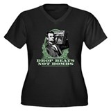 Honey Badger Athletics - Women's Plus Size V-Neck