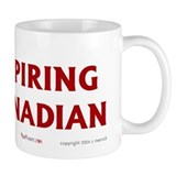Aspiring Canadian Coffee Mug