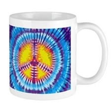 Purple Peace Mug