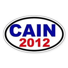Herman Cain Decal