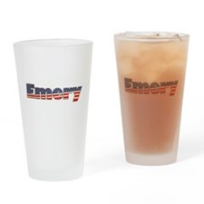 American Emery Drinking Glass