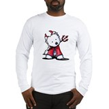 Little Devil Westie Long Sleeve T-Shirt
