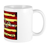 """Revolutionary Flag: Join or Die!"" Mug"