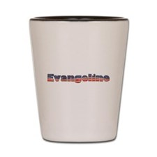 American Evangeline Shot Glass