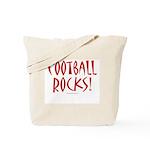 Football Rocks - Tote Bag