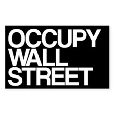 Occupy usa Decal