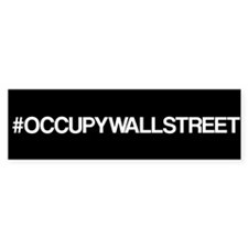 Funny Occupy usa Bumper Sticker