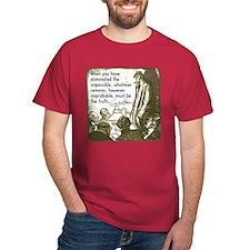 Sherlock Holmes Truth T-Shirt