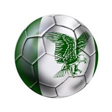 "Nigeria Football 3.5"" Button"