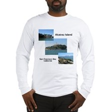 Alcatraz Island Long Sleeve T-Shirt