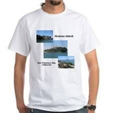 Alcatraz Island Collage Shirt