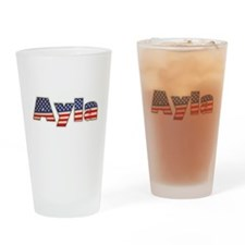 American Ayla Drinking Glass