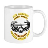 Emblem - Air Assault - Cbt Aslt - Afghanistan Small Mug